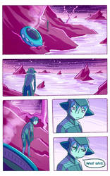 Star Chasers: Pg 1 by RiverSpirit456