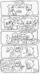 Little Comic: No Control by RiverSpirit456