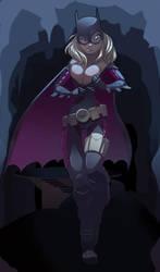Batgirl - one size fits all by Drunken-Novice