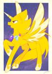 .:Super Pony:. by caninelove