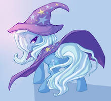 All-Powerful Trixie!! by caninelove