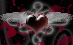 Angel-Heart Wallpaper by Forlork