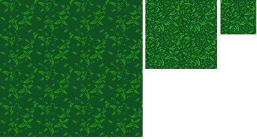 First Attempt Leaves Tile by Forlork