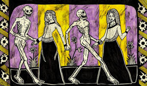 Danse Macabre by AllieHartley