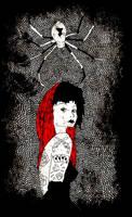 Black Widow by AllieHartley