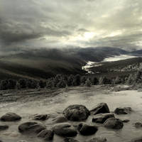 HOM - premade background by ForestGirlStock