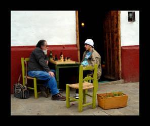 Street Chess by zerreitug