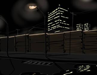 nightstreet by zerreitug