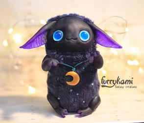 Galaxy catcher by Furrykami-creatures
