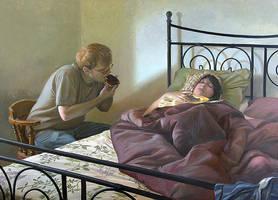 The Jam Eaters by blind-awakening