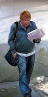'JANUARY 2006- FRED CARLSON' by blind-awakening