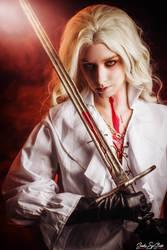 Alucard - Angel of Vengeance by darkslauf