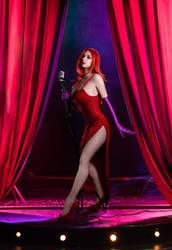 Jessica Rabbit by darkslauf