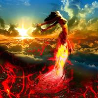 Rebirth by Tyger-graphics