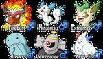 Marriland's Platinum Nuzlocke - The Final Team by Marriland