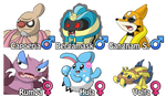 Black 2 Wedlocke - 'The Dance Crew' (Final Team) by Marriland