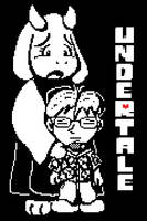 Undertale: Toriel and Devin by Marriland