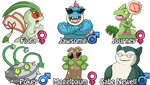 Y Wonderwedlocke - 'Around The World' (Final Team) by Marriland