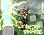 Necro Phase the Electric Death by Marriland