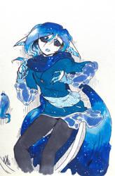 Happy Birthday Foxxu!! :3 by CuddlesAndHuggles