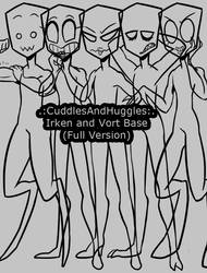 Irken/Vort Base (NOW 200 POINTS!) by CuddlesAndHuggles
