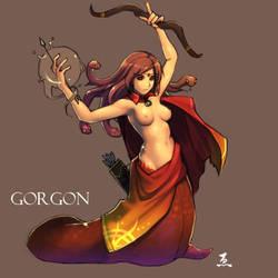 Gorgon by EelGod