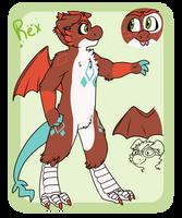 Rex Reference by Shady-Raichu