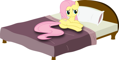 Fluttershy after sex by UP1TER