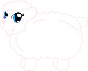 Sheep by UP1TER