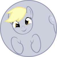 Spherical Derpy by UP1TER