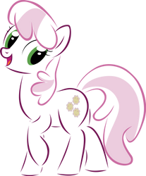 Cheerilee by UP1TER
