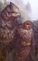 Strange Birds by lou2209
