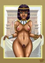Egyptian Bath by bonejesta