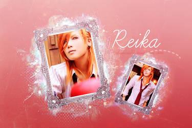 Reika Arikawa Wallpaper by Elisuccia91