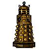Pixel Dalek by Bridgels