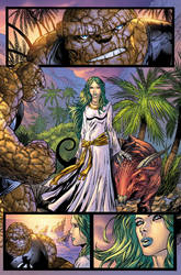 Ultimate Fantastic Four 52 p4 by BlondTheColorist