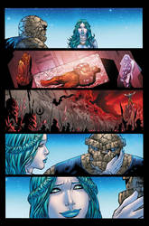 Ultimate Fantastic Four 52 p13 by BlondTheColorist