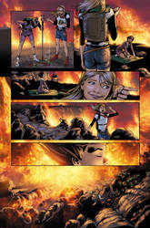 Superman Secret Files 2009 p47 by BlondTheColorist