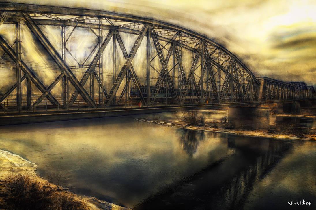 The train by wiwaldi24