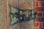 Malbork 13 - The door handle by wiwaldi24