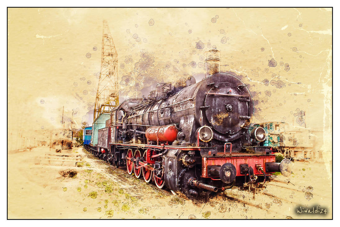 The train 3 by wiwaldi24