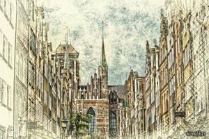 In Gdansk by wiwaldi24