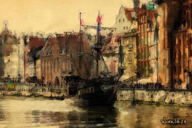 Gdansk by wiwaldi24