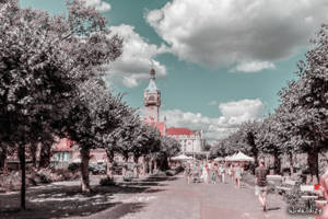 Sopot in the summer by wiwaldi24