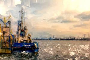 The ship by wiwaldi24
