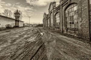 A muddy road... by wiwaldi24
