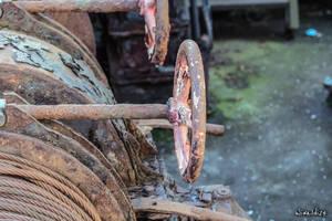 The Rust by wiwaldi24