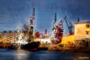 The Shipyard by wiwaldi24