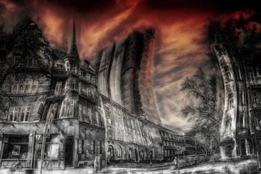 The Dark City (improved) by wiwaldi24