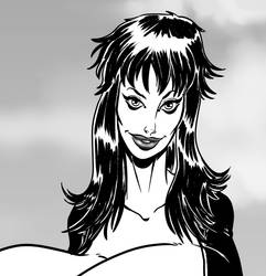 Elvira, Mistress of the dark Preview by sam7